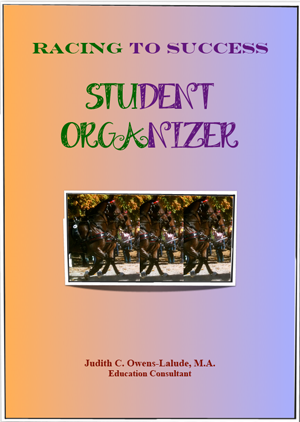 Racing to Success Student Organizer
